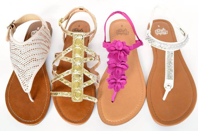Summer Sandals | yesilovewalmart.com