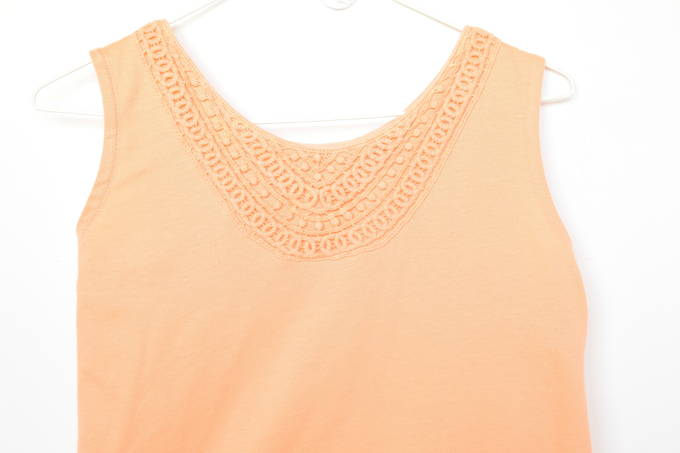 Tank Tops - Orange Cupcake | yesilovewalmart.com