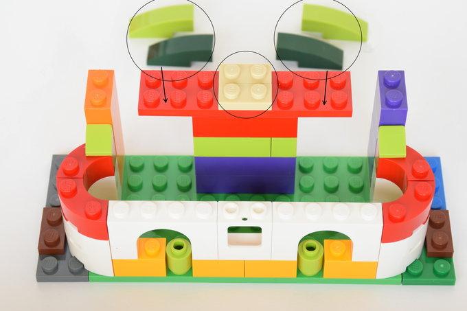 Lego Business Card Holder - Directions 8 | yesilovewalmart.com