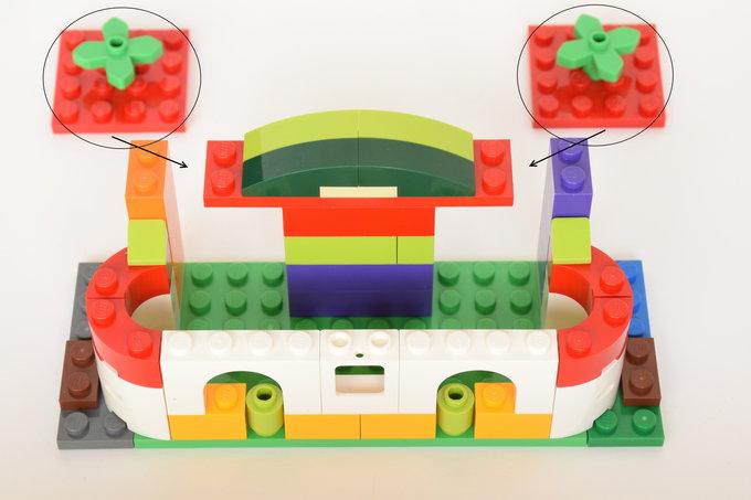 Lego Business Card Holder - Directions 9 | yesilovewalmart.com