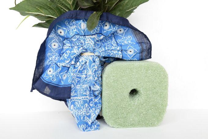 Patriotic Centerpiece - Handkerchief | yesilovewalmart.com