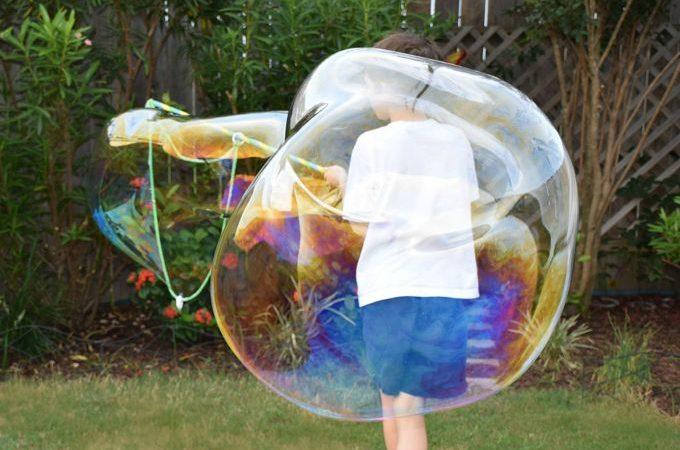 Giant Bubble Wand | yesilovewalmart.com