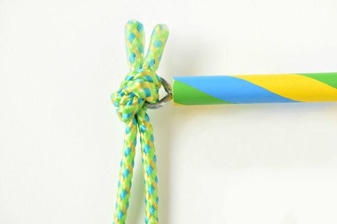 Giant Bubble Wand - Rope Ends | yesilovewalmart.com