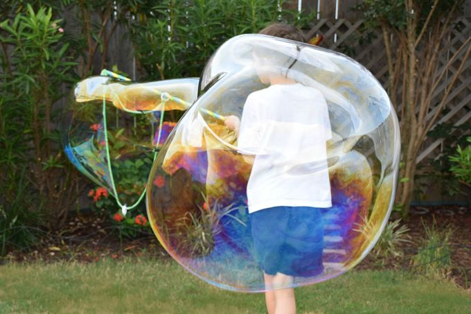 Giant Bubble Wand | yesilovewalmart.com