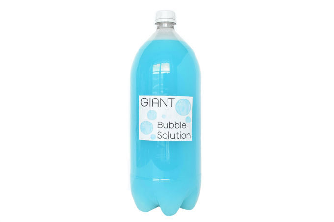 Giant Bubbles - Solution | yesilovewalmart.com