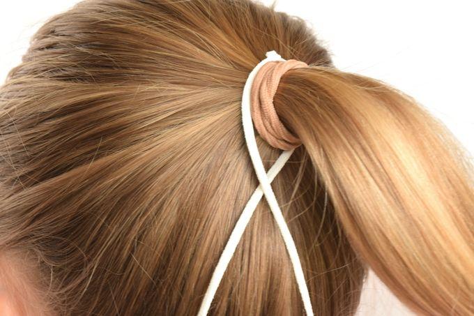 Hair Braid Rope - Ponytail | yesilovewalmart.com