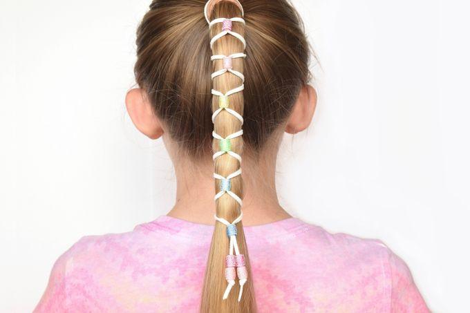 Hair Braid Rope   yesilovewalmart.com