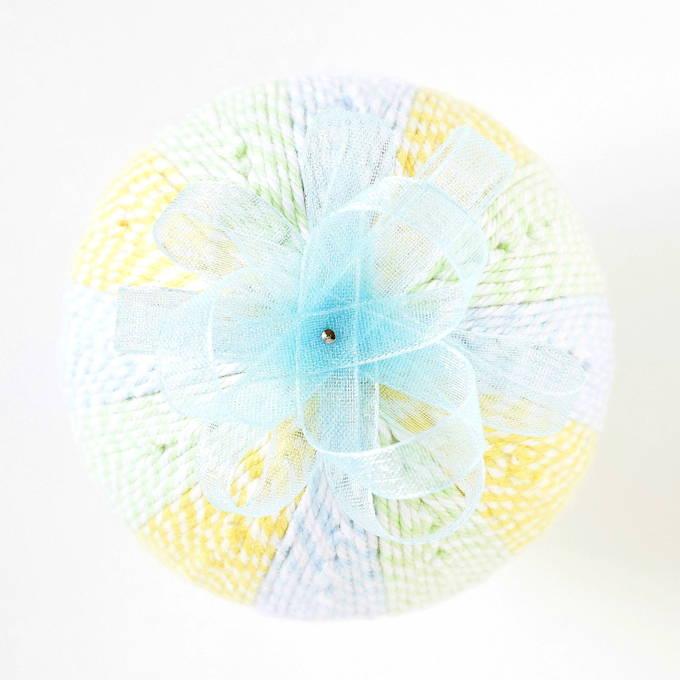 Sweet Spring Eggs - Ribbons, Flowers | yesilovewalmart.com