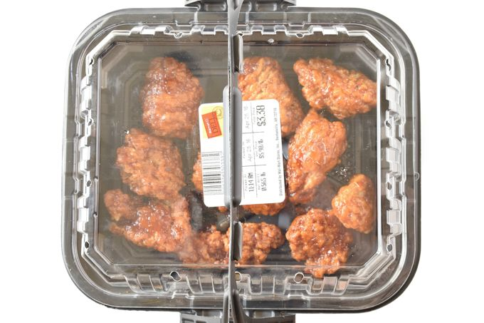 Chicken Wings - Box