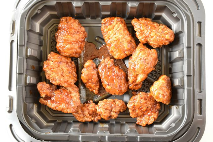 Chicken Wings - Open