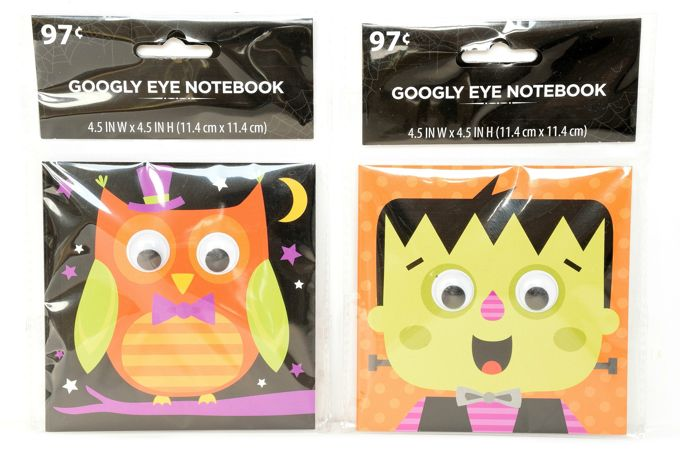 halloween-party-fun-notebook | yesilovewalmart.com