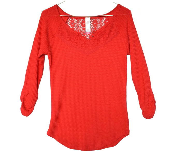 fall-lace-tops-red-rover | yesilovewalmart.com