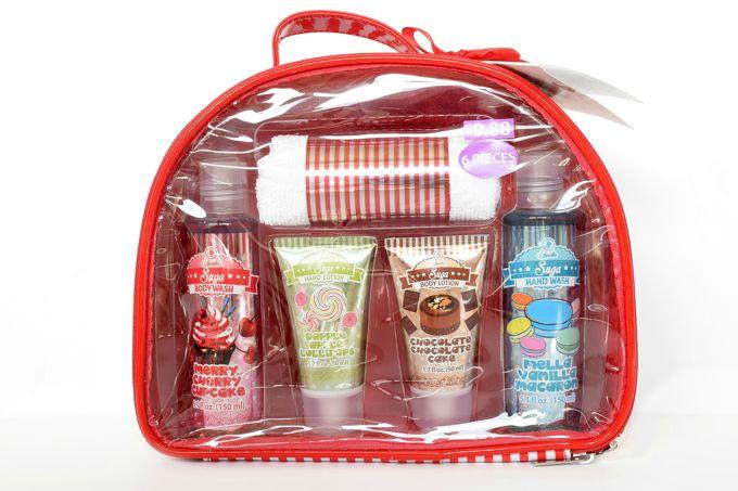 Beauty Sets - Bath Bag | yesilovewalmart.com