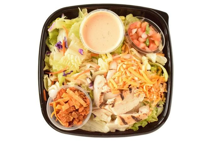 Southwest Salad - Open | yesilovewalmart.com