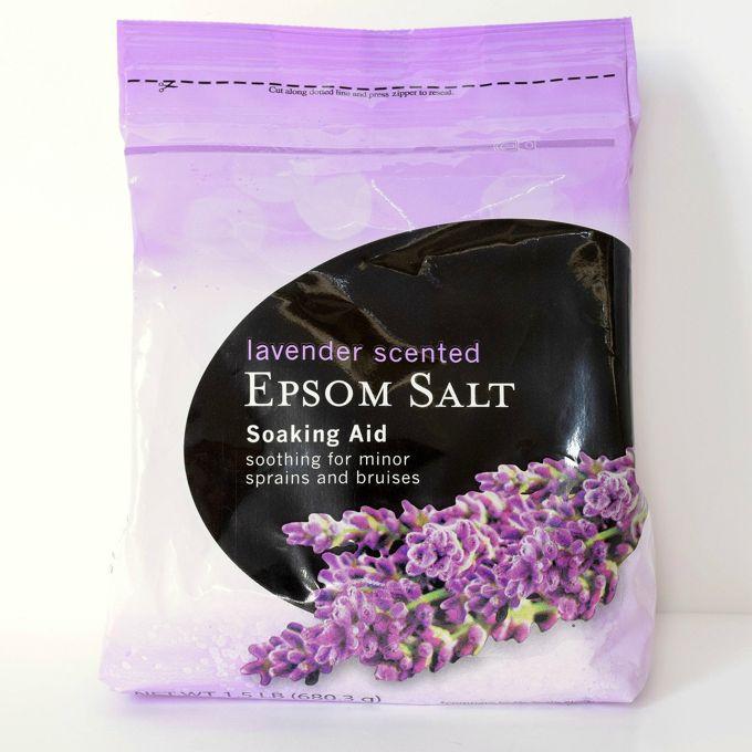 Spa Experience - Lavender Scented Epsom Salt | yesilovewalmart.com