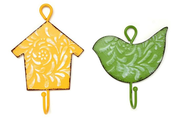 Garden, Home Decor - Hooks | yesilovewalmart.com