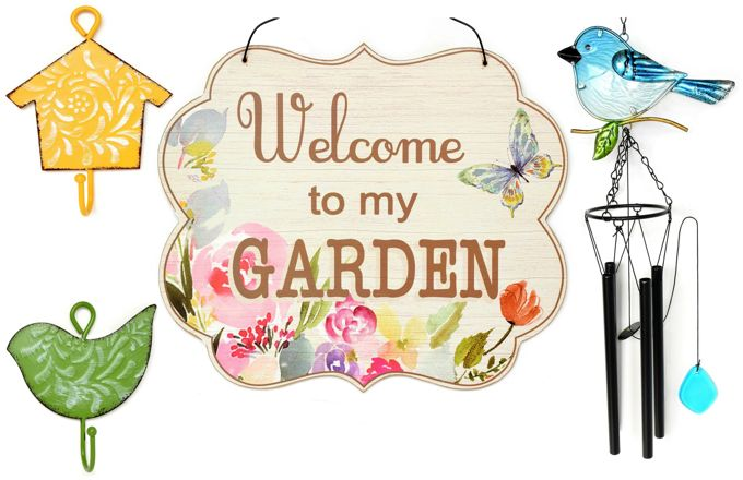 Garden, Home Decor | yesilovewalmart.com
