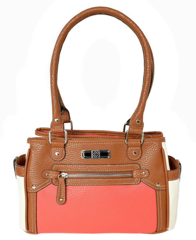 Summer Purses - Logan Satchel | yesilovewalmart.com