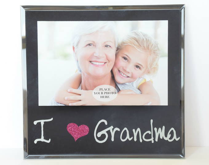 Mothers Day Gift Ideas - Picture Frame | yesilovewalmart.com
